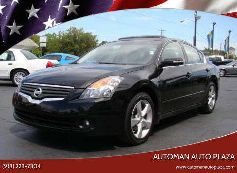 2008 Nissan Altima for sale at Automan Auto Plaza in Kansas City MO