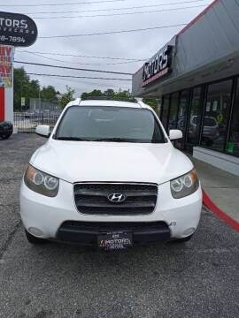 2007 Hyundai Santa Fe for sale at i3Motors in Baltimore MD