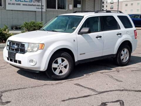 2008 Ford Escape Hybrid for sale at Clean Fuels Utah in Orem UT