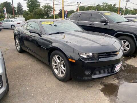 2014 Chevrolet Camaro for sale at Payless Car Sales of Linden in Linden NJ