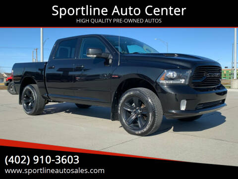2018 RAM Ram Pickup 1500 for sale at Sportline Auto Center in Columbus NE
