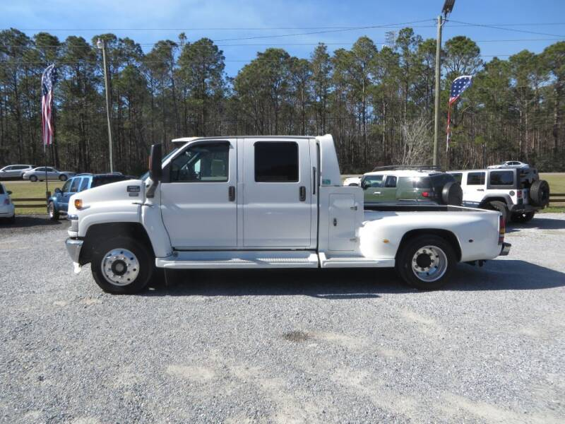 2006 GMC C4500 for sale at Ward's Motorsports in Pensacola FL