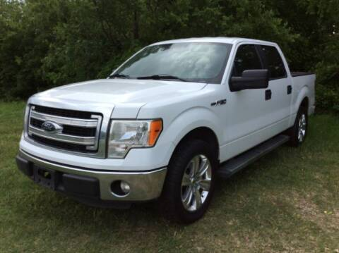 2013 Ford F-150 for sale at Allen Motor Co in Dallas TX