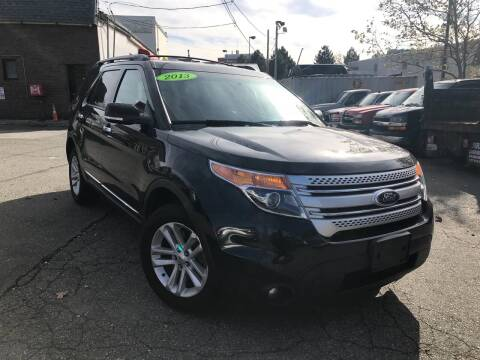 2013 Ford Explorer for sale at Stadium Auto Sales in Everett MA