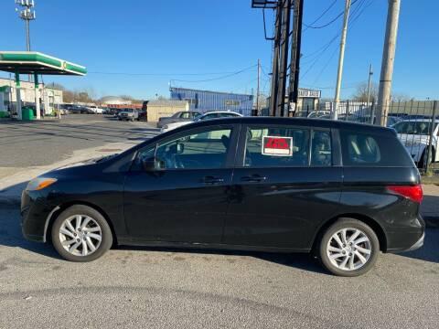 2012 Mazda MAZDA5 for sale at Debo Bros Auto Sales in Philadelphia PA