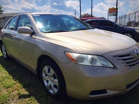 2007 Toyota Camry for sale at Cutiva Cars in Gastonia NC