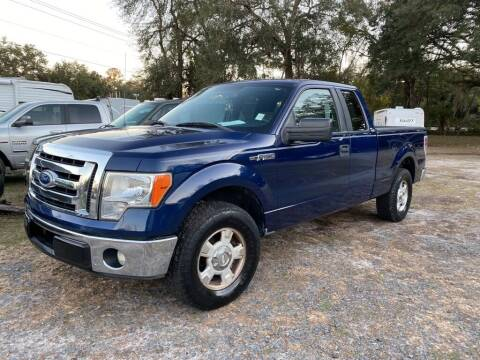 2011 Ford F-150 for sale at Right Price Auto Sales in Waldo FL