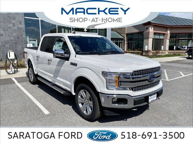 2020 Ford F-150 for sale in Saratoga Springs, NY