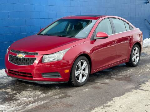 2014 Chevrolet Cruze for sale at Omega Motors in Waterford MI