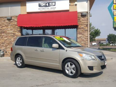 2009 Volkswagen Routan for sale at 719 Automotive Group in Colorado Springs CO