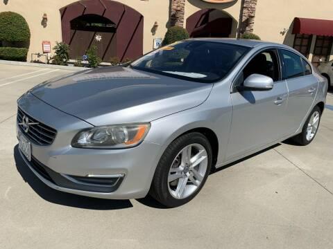 2014 Volvo S60 for sale at Select Auto Wholesales in Glendora CA