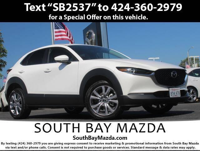 2021 Mazda CX-30 for sale in Torrance, CA