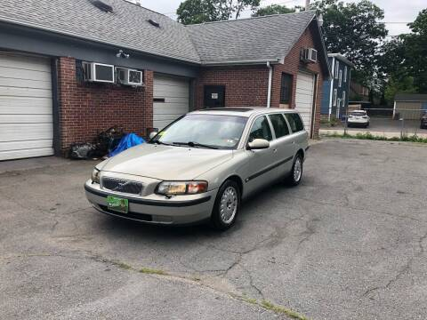 2001 Volvo V70 for sale at Emory Street Auto Sales and Service in Attleboro MA