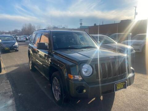 2008 Jeep Patriot for sale at ENZO AUTO in Parma OH