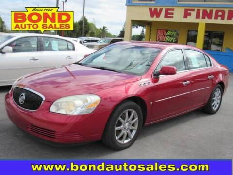 2006 Buick Lucerne for sale at Bond Auto Sales in St Petersburg FL