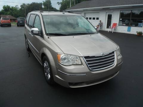 2008 Chrysler Town and Country for sale at Morelock Motors INC in Maryville TN