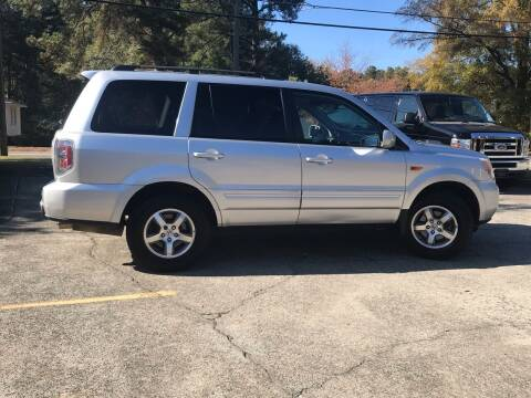 2008 Honda Pilot for sale at Paramount Autosport in Kennesaw GA