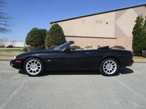 2001 Jaguar XKR for sale at JON DELLINGER AUTOMOTIVE in Springdale AR