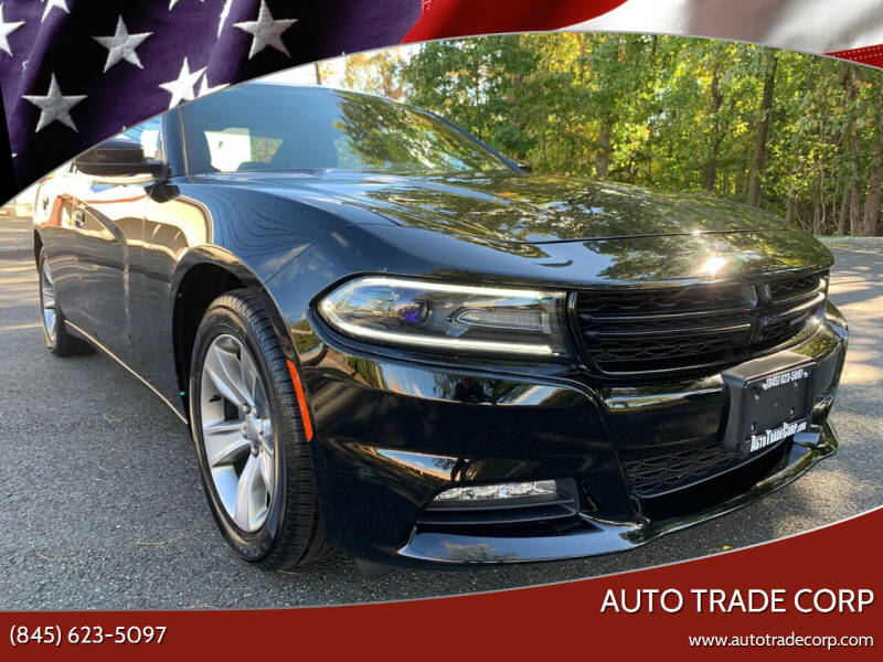 2016 Dodge Charger for sale at AUTO TRADE CORP in Nanuet NY