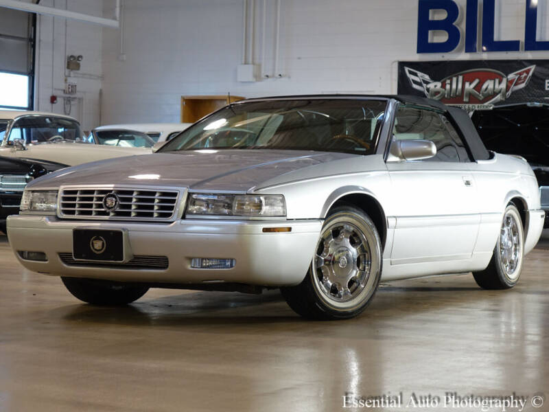 2001 Cadillac Eldorado for sale at Bill Kay Corvette's and Classic's in Downers Grove IL