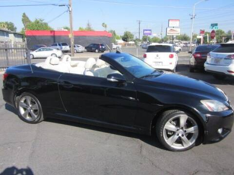 2010 Lexus IS 250C for sale at Public Wholesale in Sacramento CA