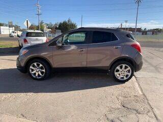 2014 Buick Encore for sale at J & S Auto in Downs KS