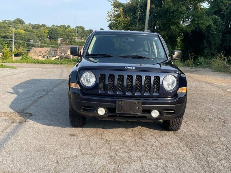2011 Jeep Patriot for sale at Car ConneXion Inc in Knoxville TN