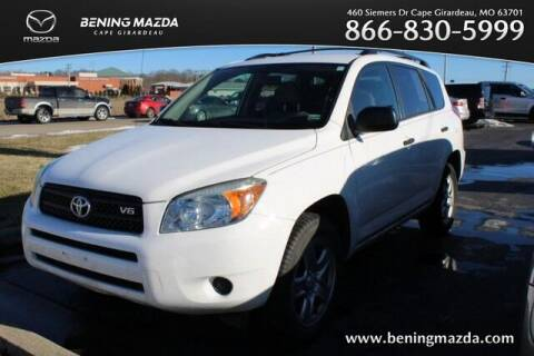 2007 Toyota RAV4 for sale at Bening Mazda in Cape Girardeau MO