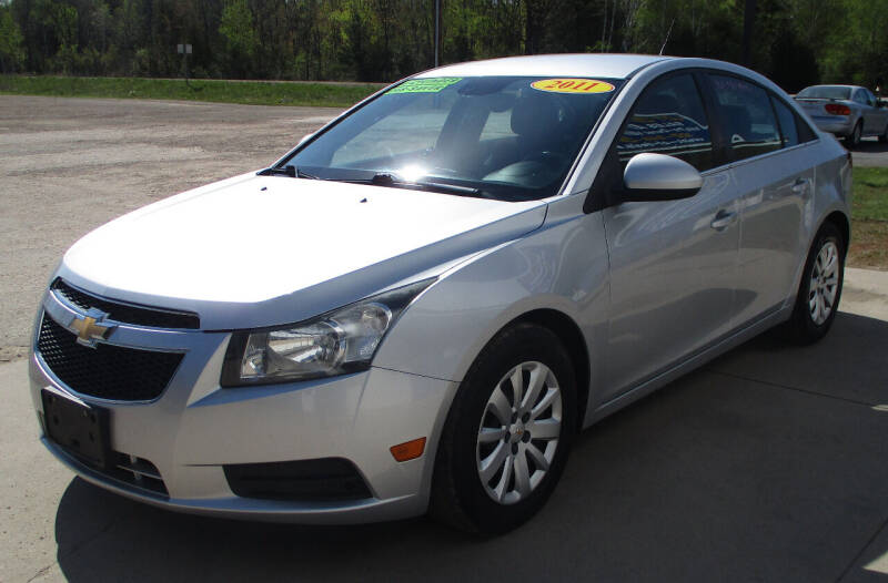 2011 Chevrolet Cruze for sale at LOT OF DEALS, LLC in Oconto Falls WI