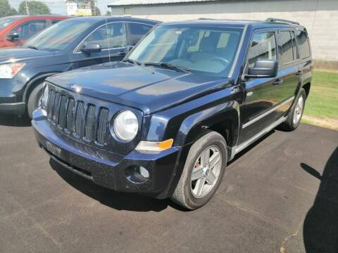 2010 Jeep Patriot for sale at KRIS RADIO QUALITY KARS INC in Mansfield OH