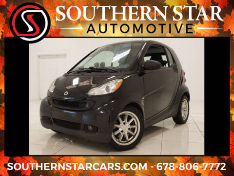 2009 Smart fortwo for sale at Southern Star Automotive, Inc. in Duluth GA