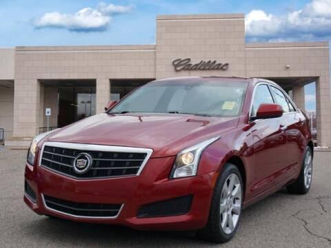 2014 Cadillac ATS for sale at Suburban Chevrolet of Ann Arbor in Ann Arbor MI