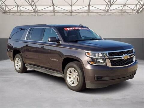 2015 Chevrolet Suburban for sale at Gregg Orr Pre-Owned Shreveport in Shreveport LA
