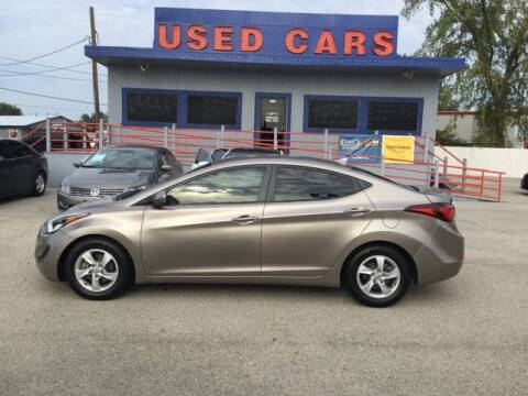 2014 Hyundai Elantra for sale at Your Car Store in Conroe TX