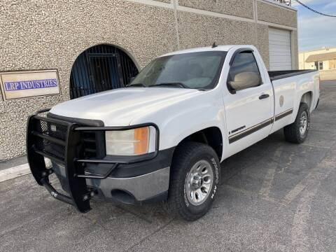2008 GMC Sierra 1500 for sale at Evolution Motors LLC in Dallas TX