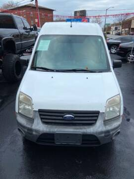 2012 Ford Transit Connect for sale at North Hill Auto Sales in Akron OH