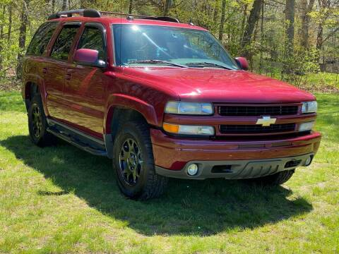 2005 Chevrolet Tahoe for sale at Choice Motor Car in Plainville CT
