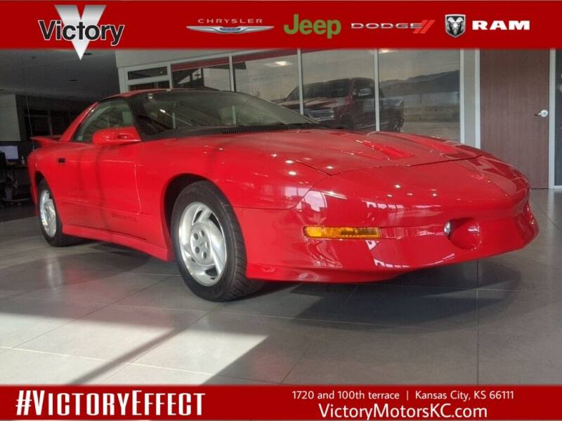 1993 Pontiac Firebird for sale in Kansas City, KS