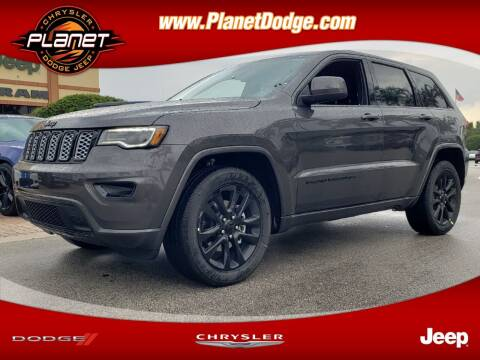 2020 Jeep Grand Cherokee for sale at PLANET DODGE CHRYSLER JEEP in Miami FL