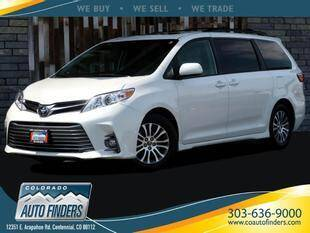 2019 Toyota Sienna for sale in Centennial, CO