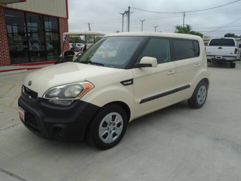 2013 Kia Soul for sale at Premier Foreign Domestic Cars in Houston TX
