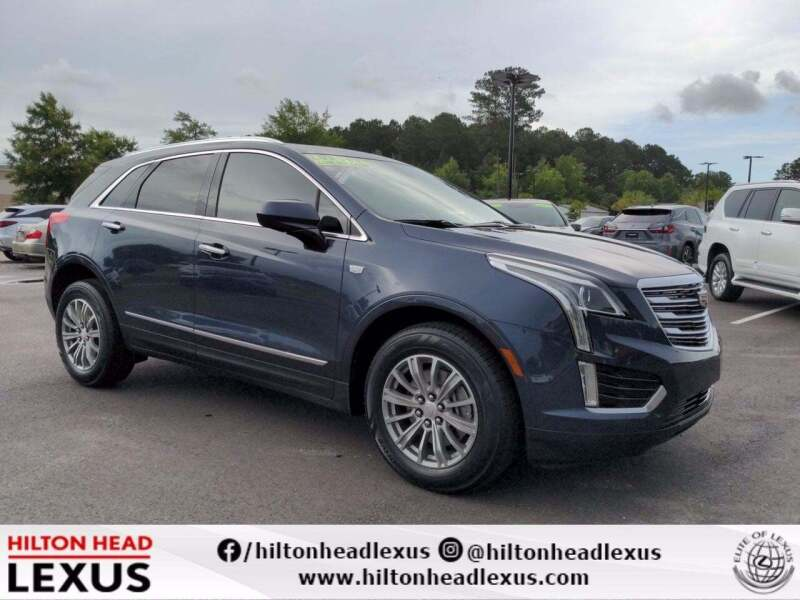 2018 Cadillac XT5 for sale in Hardeeville, SC