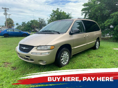 2000 Chrysler Town and Country for sale at Mid City Motors Auto Sales - Mid City North in N Fort Myers FL