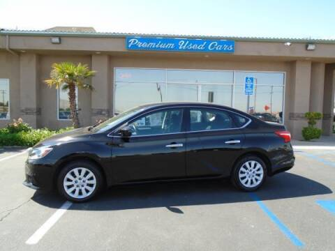 2017 Nissan Sentra for sale at Family Auto Sales in Victorville CA
