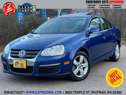 2008 Volkswagen Jetta for sale at Auto Sales Express in Whitman MA