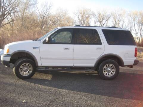 2002 Ford Expedition for sale at Pollard Brothers Motors in Montrose CO
