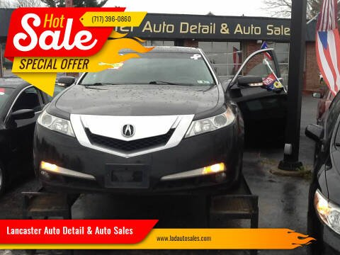 2010 Acura TL for sale at Lancaster Auto Detail & Auto Sales in Lancaster PA