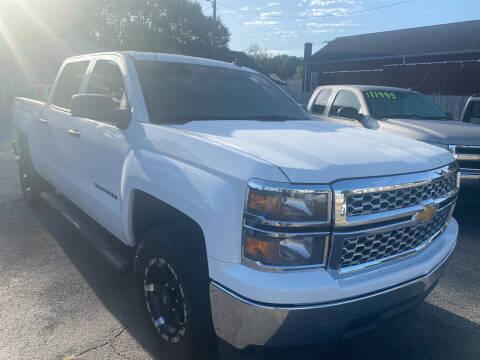 2014 Chevrolet Silverado 1500 for sale at Allen's Auto Sales LLC in Greenville SC