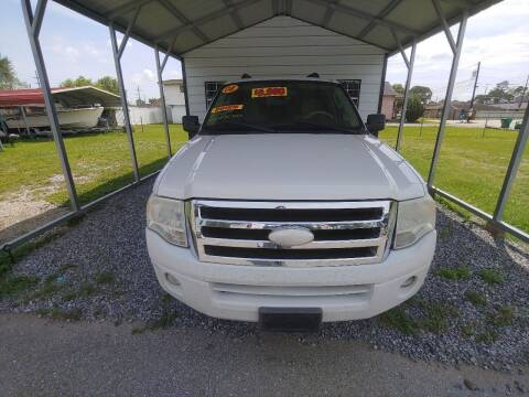 2008 Ford Expedition for sale at Finish Line Auto LLC in Luling LA