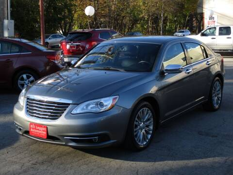 2012 Chrysler 200 for sale at Bill Leggett Automotive, Inc. in Columbus OH